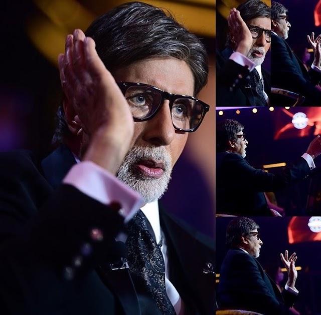 अमिताभ बच्चन ने शेयर की शानदार कविता, तस्वीर हुई वायरल