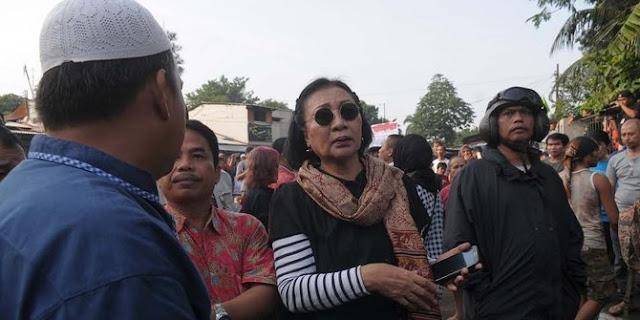 Di Rajawali, Ratna Suram: 'Kalau Gini Masih Mendingan Soeharto'