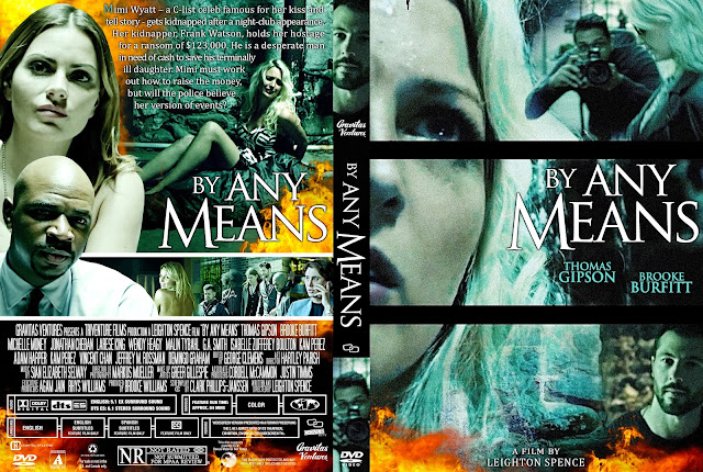 By Any Means DVD Cover
