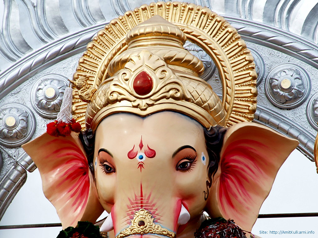 Shri Ganesh Wallpaper Download