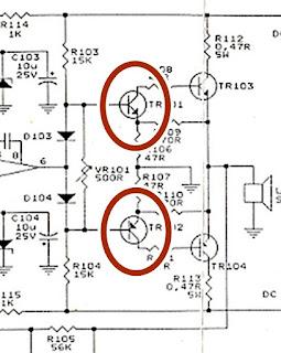 Cara memperbaiki kerusakan power OCL