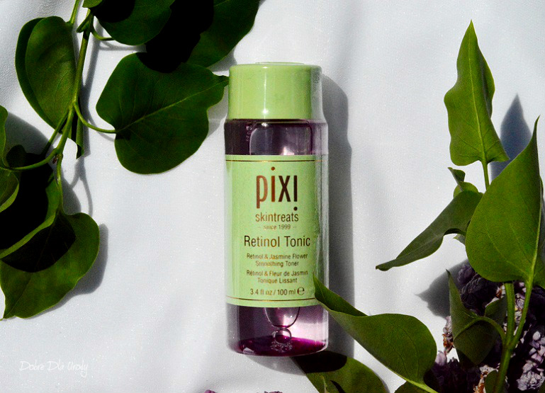 Pixi Retinol & Jasmine Collection - Retinol tonic recenzja