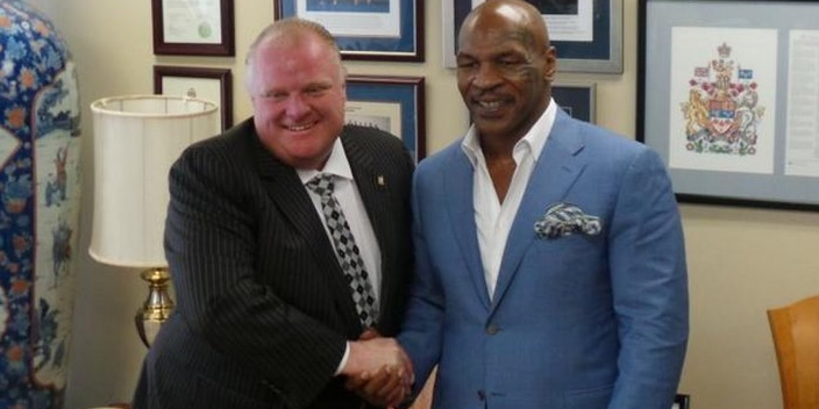 Fuck rob ford two wife beaters meet mike tyson and rob ford two wife beaters meet mike tyson and rob ford m4hsunfo
