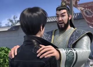 Doupo Cangqiong Episodio 12