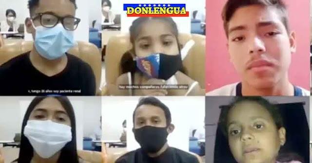 MADURO ASESINO | Pacientes infantiles del J.M. de los Ríos ruegan por trasplantes