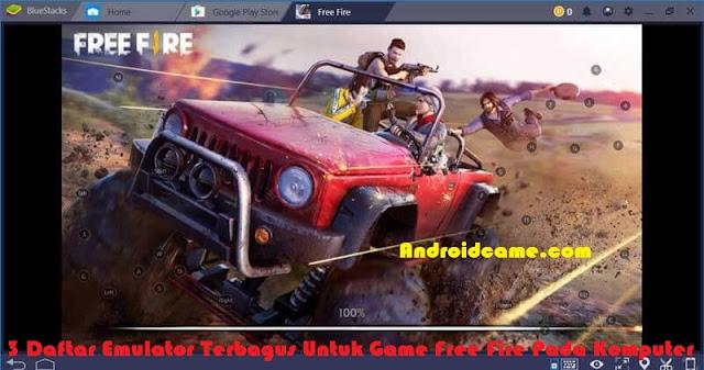 3 Daftar Emulator Terbagus Untuk Game Free Fire Pada Komputer