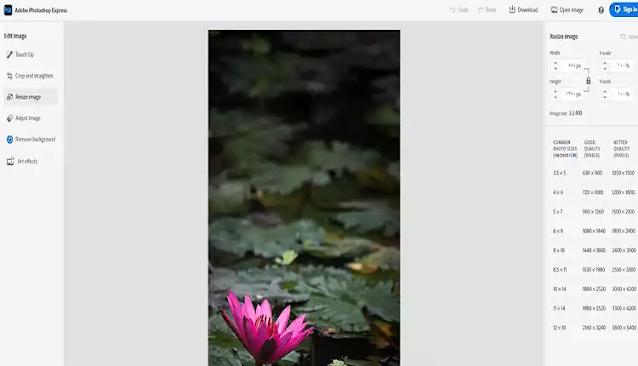 أفضل 4 مواقع للتعديل على الصور (online) مع واجهات سهلة للتعامل مع الصور