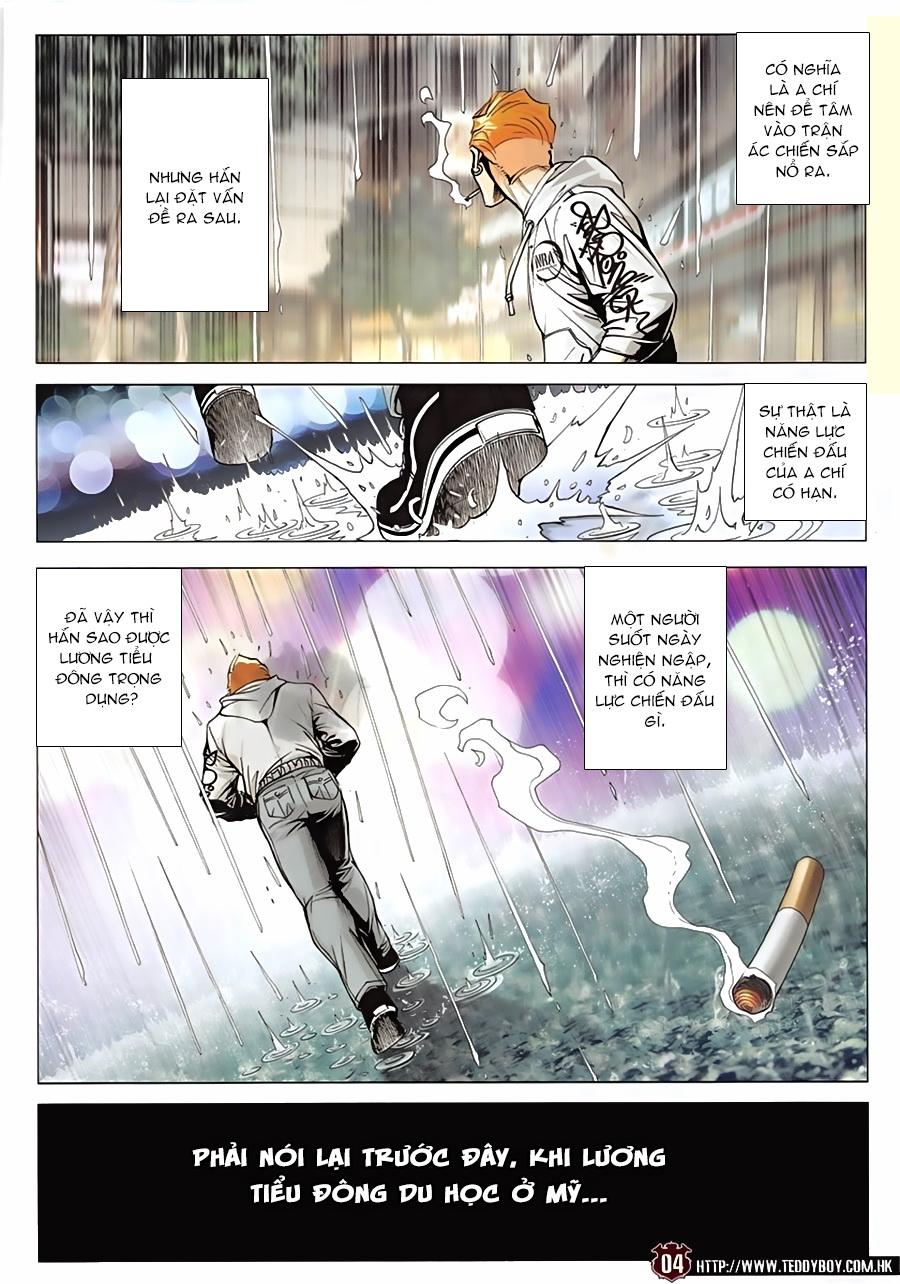 Người Trong Giang Hồ chapter 1952: a chí và a chân trang 3