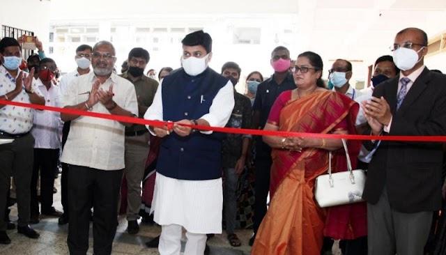 महाराष्ट्राची शैक्षणिक गुणवत्ता कायम ठेवण्यास प्राधान्य - उच्च व तंत्र शिक्षण मंत्री उदय सामंत - NNL