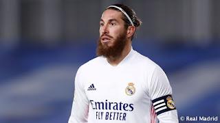 Oficial: Sergio Ramos baja por lo que resta de temporada