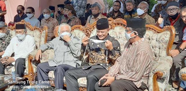 Ini Tiga Pesan Presidium Pusat Saat Deklarasi KAMI Jawa Barat