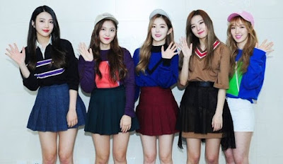 Download Profil & Fakta Lengkap Girlband Red Velvet