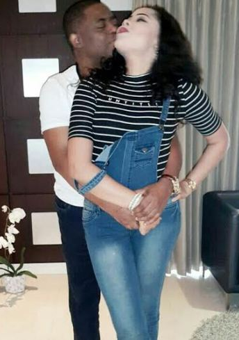 Fani Kayode & Fiancée Back To Playing Love (Photos)