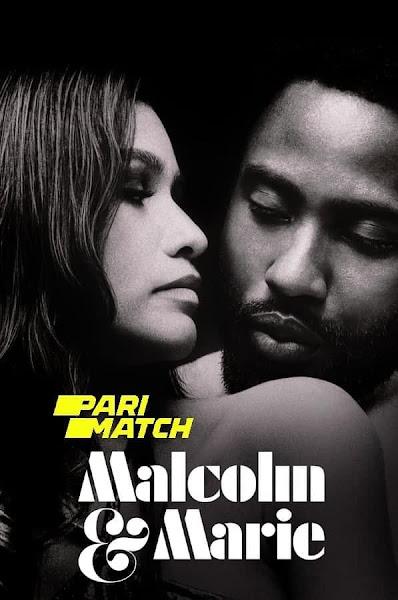 Malcolm & Marie 2021 Dual Audio Hindi [Fan Dubbed] 720p HDRip