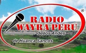 RADIO WAYRA PERU 100.1. FM HUANCA SANCOS