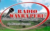 Radio Wayra Perú Huancasancos en vivo