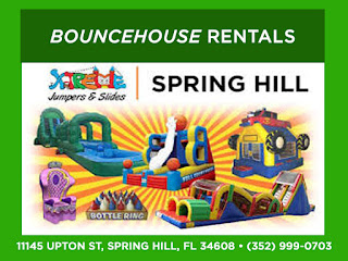 Bouncehouse rentals Spring Hill FL
