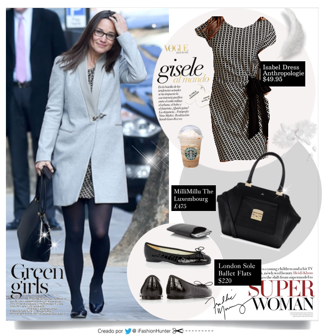 Pippa Middleton,Milli Millu, London Sole,