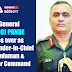 Lt General Manoj Pande takes over as Commander-In-Chief of Andaman & Nicobar Command