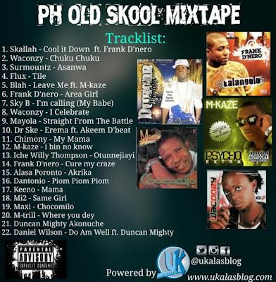 ph old skool mix