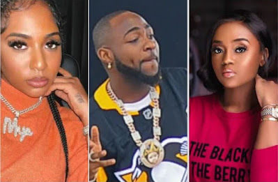 Chioma Allegedly Breaks Down In Tears Following Davido's Entanglement With Model, Mya Yafai