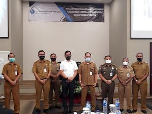 BNN Banten Gelar Rakor Kabupaten/Kota Tanggap Ancaman Narkoba