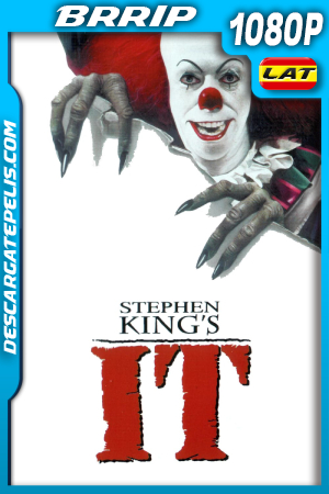 Stephen King It (1990) 1080P BRRIP Latino – Ingles