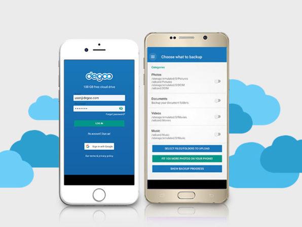 Degoo Premium Discount for Lifetime 3TB Backup Plan -  Coupon