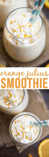 Fresh Orange Julius