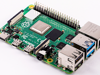 MENGENAL SINGLE BOARD MINI KOMPUTER RASPBERRY PI 4 MODEL B