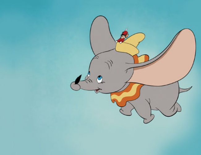 Frases Dumbo