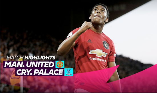 Link Live Streaming Liga Inggris: Manchester United vs Crystal Palace