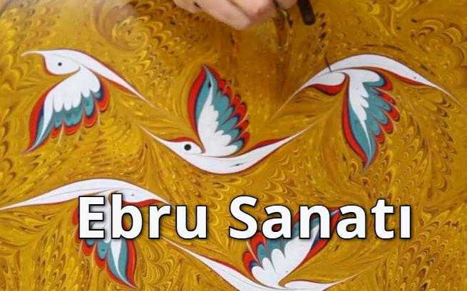 Ebru Sanatı
