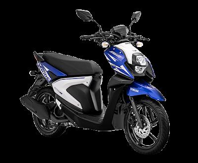 Ukuran Ban Standar All New X-Ride 125