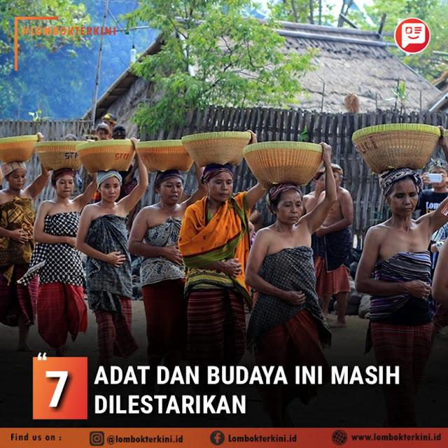 Adat Budaya dan Tradisi Suku sasak Lombok