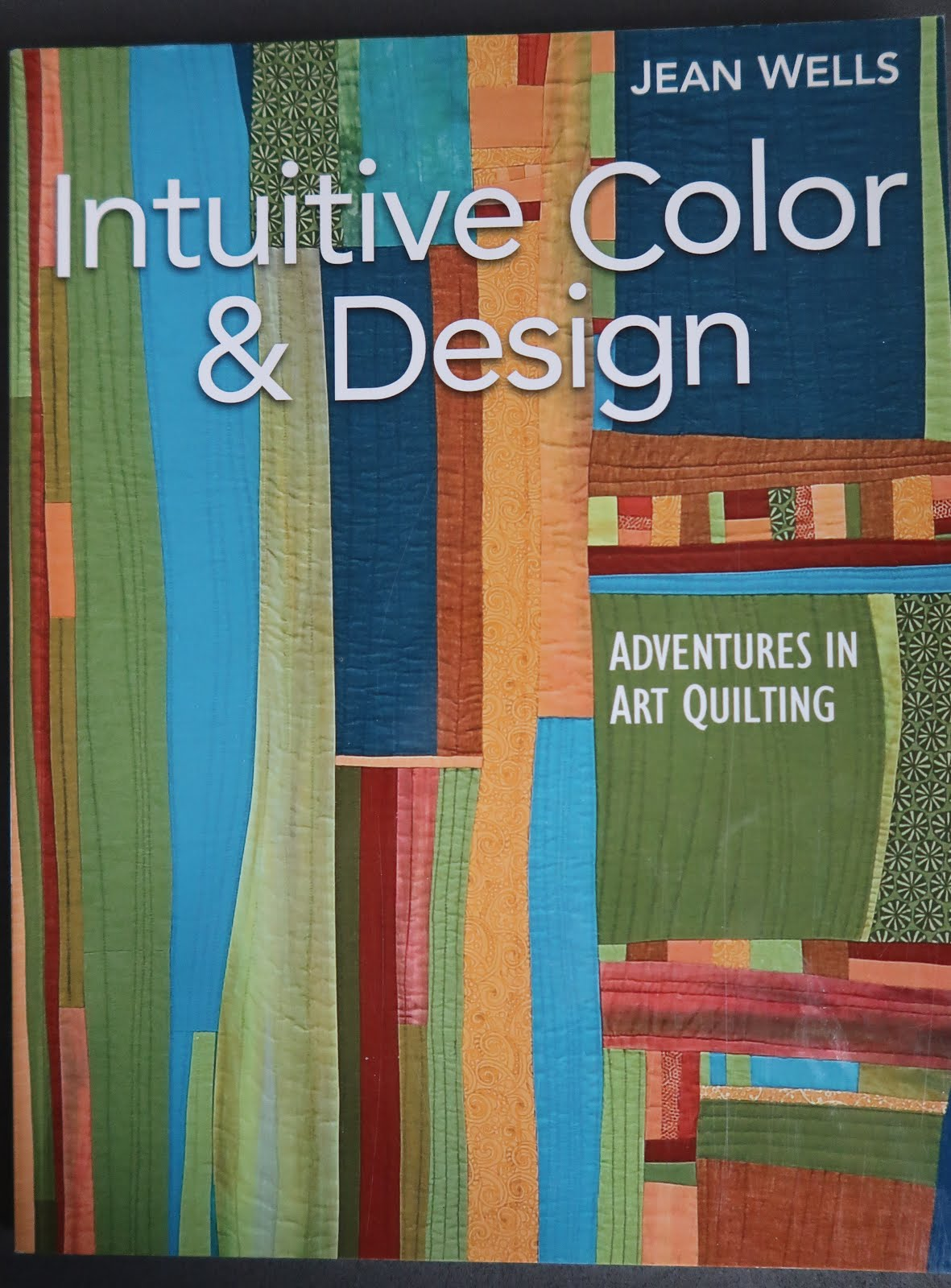 Intuitive Color and Design by Jean Wells (click!)