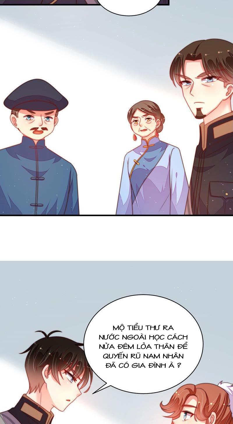 Ngày Nào Thiếu Soái Cũng Ghen Chap 302
