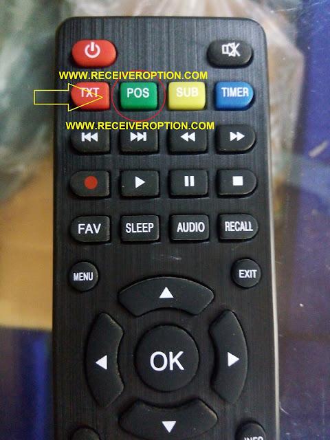 ECHOLINK 9090 HD RECEIVER BISS KEY OPTION