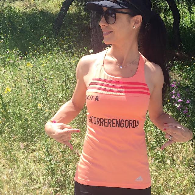 Mi Diario Runner, blog, vanessa martinez, running, correr, motivacion, maraton, bikila, adidas, correr engorda