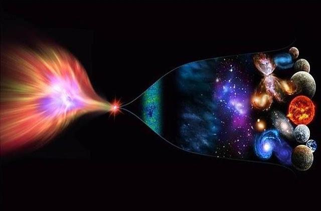 ما بين نظرية الانفجار العظيم، ونظرية الحالة الثابتة للمادة؛ هل للكون بداية ونهاية ؟ أم أنه سرمدي ؟!