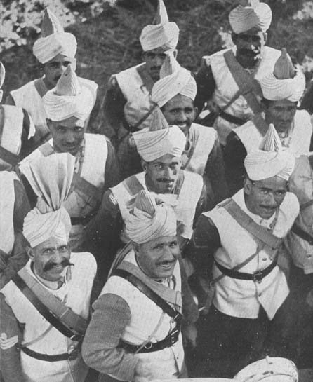 27 December 1939 worldwartwo.filminspector.com Indian soldiers BEF