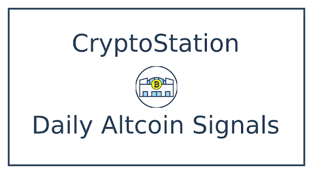 Daily Altcoin Signals (Jan 14)