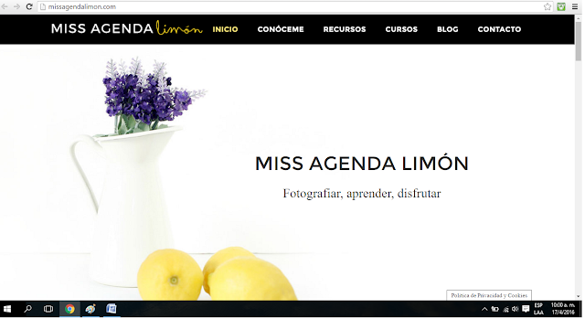 miss agenda limon