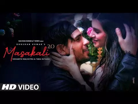 Masakali 2.0 Lyrics T-Series Tanishk Bagchi