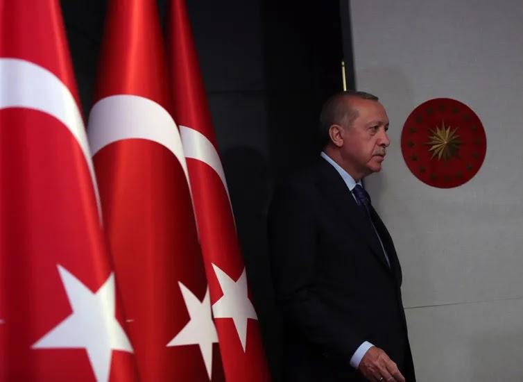 Δημοσκόπηση κόλαφος για Ερντογάν