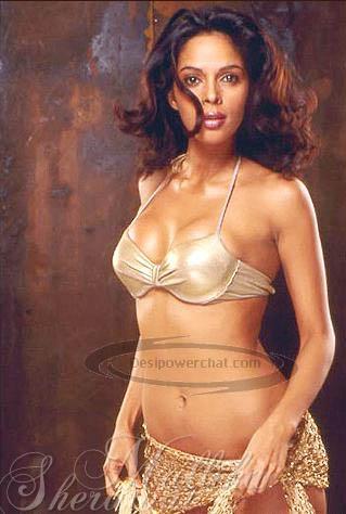 Me? Mallika sherawat face opinion