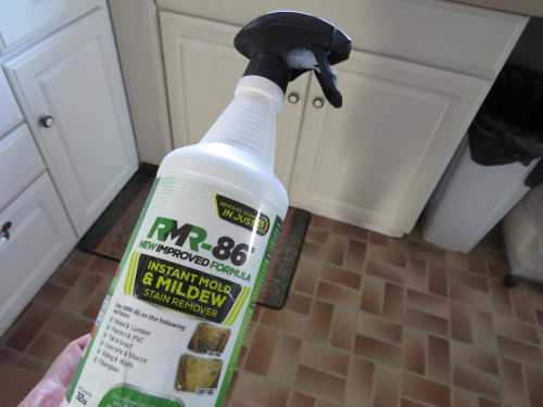 RMR-86 mold stain remover
