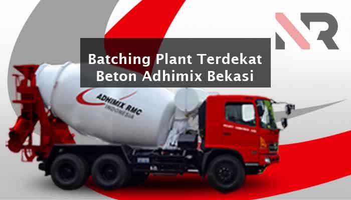 Harga Adhimix Beton Bekasi