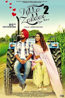 Nikka Zaildar 2 Full Movie Download 2017 HD DVDRip Torrent
