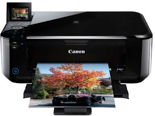 Printer all-in-One Canon Pixma MG4150 with the Latest WiFi feature. With WiFi technology, we can print and scan dokument and pictures anywhere without wires